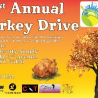1st Annual Turkey Drive