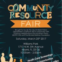 City of Miami Community Resource Fair