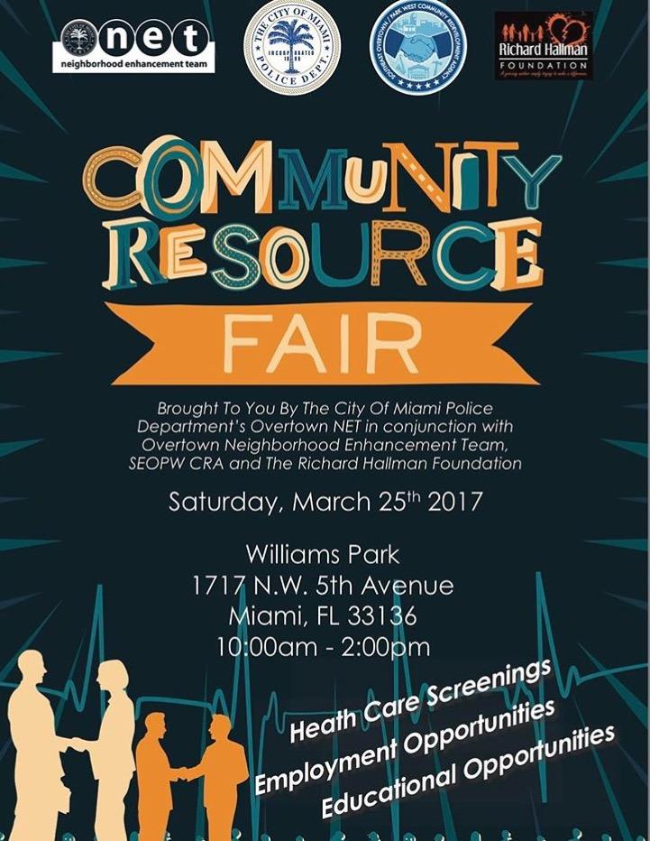 City of Miami Community Resource Fair